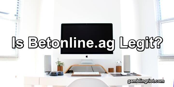 Is Betonline.ag Legit?
